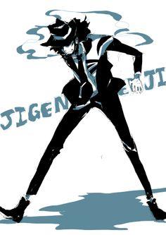 Jigen#Lupin iii
