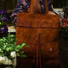 JANIS - MANU Atelier Leather Goods, Handbags - #suede #handbag #manuatelier