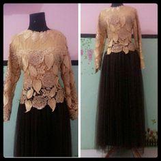 Open PO handmate dress