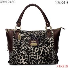 coach handbags | Coach Outlet Handbags 2013 Ocelot-Printed Coffee-29349 [Coach Outlet ...