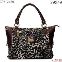 coach handbags | Coach Outlet Handbags 2013 Ocelot-Printed Coffee-29349 [Coach Outlet ...