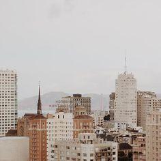 View from the Grand Hyatt SF