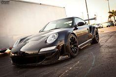 Porsche GT3 RSR Street #porschegt3