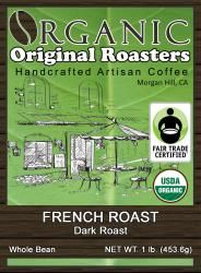 French Roast Coffee is Fair Trade & Organic Certified, which guarantees coffee farmers a fair wage, it also helps improve community funding and the environment with sustainable farming practices. Fair Trade Coffee, Sustainable Farming, Dark Roast, Farmers, Environment, Community, Organic, French, French People