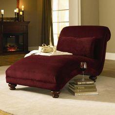 Indoor Oversized Chaise Lounge Kensington Reclining