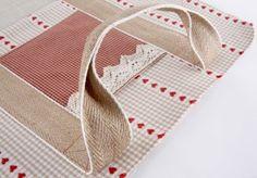 Sewing machine bag instructions - Debbie Shore
