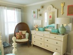 Kristen F. Davis Designs: Pre-Teen Bedroom Refresh