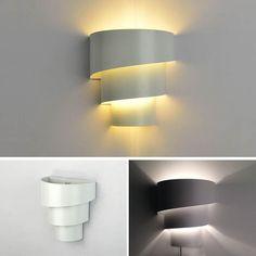 6W LED Wandleuchte Wandlampe Flurlampe Schlafzimmer Effektlampe Wandstrahler