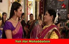 #YehHaiMohabbatein : ⌦ Bala's Mom Calls Ishita a Barren ⌫    Watch Here: - http://www.nyoozflix.com/yhm-bala-mom-calls-ishita-a-barren/  #DailySoap   #Entertainment