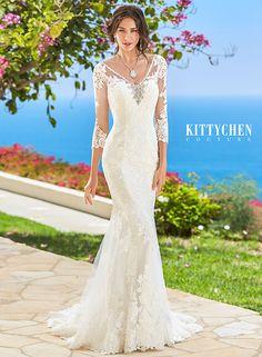Wedding Dresses | Bridal Gowns | KittyChen Couture - Roxanne #kittychen