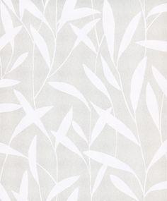 Vackra slingrande blad från kollektionen Podium POD201. Klicka för att se fler inspirerande tapeter för ditt hem!