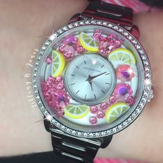 Origami Owl Watch | Origami Owl Mother's Day Gift 2017 | Origami Owl Spring 2017 | Origami Owl Living Locket Watch | Origami Owl Living Locket Photo Frame | Email kristy@foreversparkly.com for a free gift