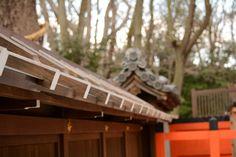 Kyoto,Japan 下鴨神社の摂末社(河合神社)