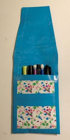 DIY Vertical Duct Tape Pencil Case Back To School Crafts For Kids, Back To School Activities, Diy For Kids, Church Ideas, Duct Tape, Have Some Fun, School Projects, School Supplies, Coloring Pages