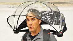 Interesante.Usarían un paraguas manos libres? nubrella paraguas manos libres.