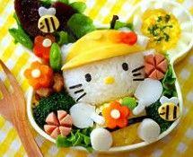 Bento lunch | tips voor een origineel gevulde lunchtrommel | Japanse lunch creatie | eating with kids | ZOOK.nl