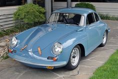 1961 Used Porsche 356 B Super 90 GT at Canepa Serving Scotts Valley, IID 9252155