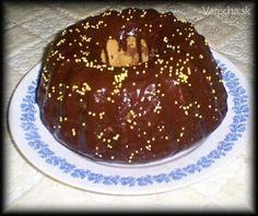 Bábovka s orechami Pudding, Food, Flan, Puddings, Hoods, Meals