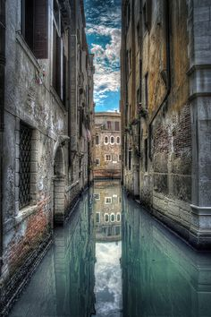 just around the corner in venice