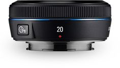 Samsung 20mm NX Pancake Lens