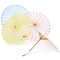 i want umbrellas at my wedding. for the bridesmaids and for the decorations.