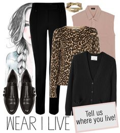 """Wear I Live Wednesdays"" by polyvore ❤ liked on Polyvore"