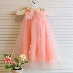Princess Girl Baby Kid Wedding Dresses Fancy Party Pageant Lace Tulle Tutu Dress