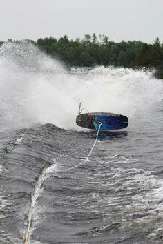 #Wipeout #Bail #Wakeboard #Lake #Summer