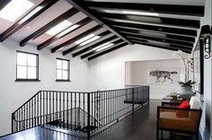 Spanish colonial/revival railing option