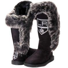 LA Kings Victorious Boots