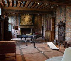 Chateau de Blois interior, France