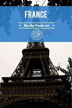 Inspiration to Travel to France ~ Explore Paris, Normandy, Bayeux, Mont St. Michel, Bordeaux, Loire Valley, Provence, Nice, Alsace, & Colmar.