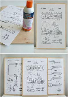 Baseball Patent Art Print Baseball Patent Print by ...