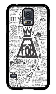 Samsung S5 Case AOFFLY® FOB Fall Out Boy Black PC Har... https://www.amazon.com/dp/B014AVJ1FO/ref=cm_sw_r_pi_dp_LTHBxbAG6RAGG