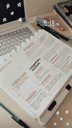 School Organization Notes, Study Organization, College Notes, School Notes, Bullet Journal School, Bullet Journal Ideas Pages, Pretty Notes, Good Notes, Study Board