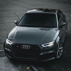 Audi S3 Audi A3 Sedan, Porsche 918 Spyder, Black Audi, Audi S6, Lamborghini, Ferrari, Lux Cars, Car Purchase, Amazing Cars