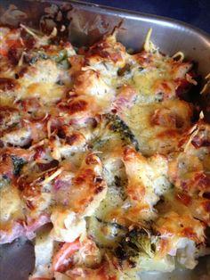 Rezept ww Gemüseauflauf von nepu15 - Rezept der Kategorie Hauptgerichte mit Gemüse