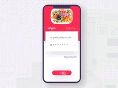 Cool Mobile UI Inspiration – Muzli -Design Inspiration