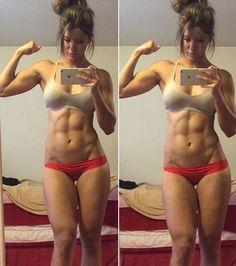 Fitness Model Kayli Phillips - Insta Fitness Models