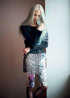 Model Files: Soo Joo Park #model #photography