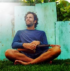 "Jack Johnson If I had to pick one artist that I could connect the most with, it would definitely be him. Loving his album ""From Here, To Now, To You"""