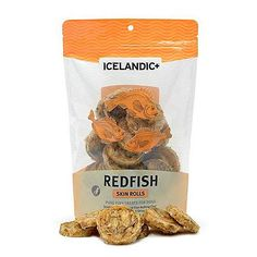 Icelandic Redfish Skin Rolls Dog Treat Bag -- Wonderful of your presence to drop by to view the picture. (This is an affiliate link) Dog Grooming Scissors, Dog Grooming Shop, Dog Grooming Business, Healthy Teeth, Healthy Dog Treats, Diy Dog Collar, Dog Food Brands, Best Dog Food, Small Puppies