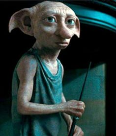 Dobby the free Elf- Harry Potter Wiki Dobby Harry Potter, Harry Potter Halloween, Harry Potter Film, Harry Potter Magie, Ron Y Hermione, Harry Potter Theme, Harry Potter Love, Harry Potter Characters, Harry Potter World