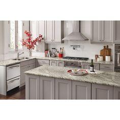 Wilsonart Granito Amarelo Mirage Laminate Kitchen Countertop Sample At Lowes Countertops