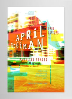 APRIL GREIMAN - type and image
