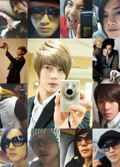 EACH IMAGES IS ONE SPECIAL SONG Big Crush, First Crush, Boys Over Flowers, Asian Actors, Korean Actors, I Got You Fam, Kim Joong Hyun, Multi Photo, After Life