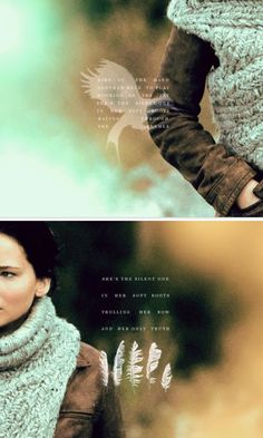 Hunger Games / Catching Fire / Katniss