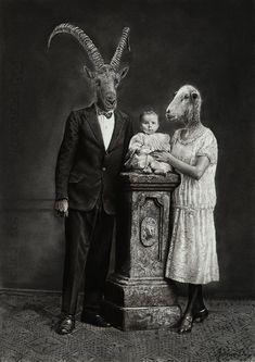 Jono Dry© - Augmented family