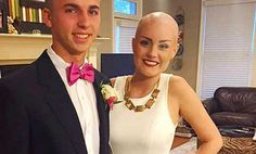 Teen Shaves Head In Support Of Homecoming Date Coping With Cancer