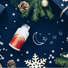 Let PM Essentials help you sleep peacefully during the hustle and bustle of the holiday season! Niacin Vitamin, Polyvinyl Alcohol, Europe Europe, Pantothenic Acid, Alpha Lipoic Acid, Turmeric Root